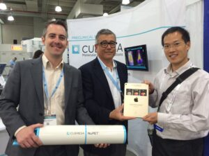 Cubresa WMIC iPad Pro winner