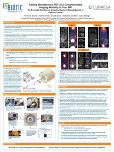 BIOTIC-Immunovaccine-Cubresa poster at MPIC 2017